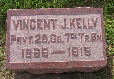 KELLY, VINCENT J. - Linn County, Iowa | VINCENT J. KELLY