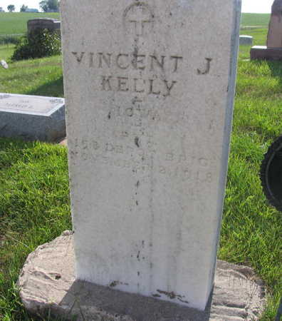 KELLY, VINCENT J. - Linn County, Iowa   VINCENT J. KELLY