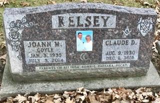 KELSEY, JOANN M - Linn County, Iowa | JOANN M KELSEY