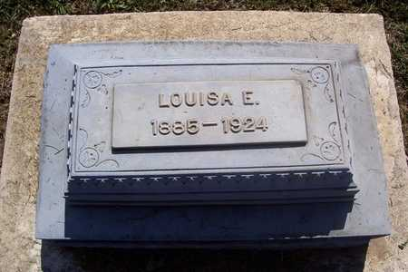 KEMP, LOUISA E. - Linn County, Iowa | LOUISA E. KEMP