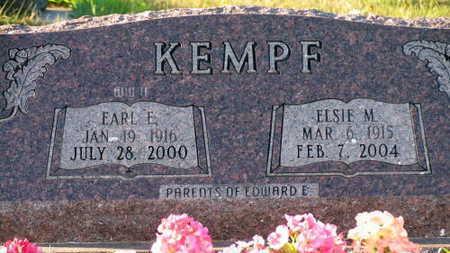 KEMPF, EARL E. - Linn County, Iowa | EARL E. KEMPF