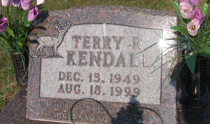 KENDALL, TERRY R. - Linn County, Iowa   TERRY R. KENDALL