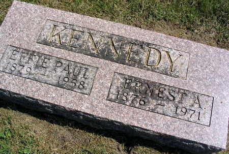 KENNEDY, EFFIE - Linn County, Iowa | EFFIE KENNEDY