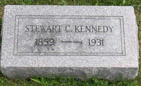 KENNEDY, STEWART C. - Linn County, Iowa | STEWART C. KENNEDY