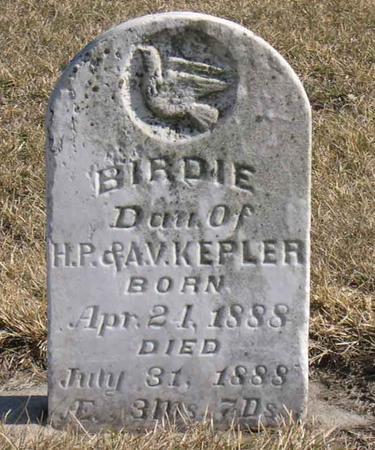 KEPLER, BIRDIE - Linn County, Iowa | BIRDIE KEPLER