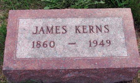 KERNS, JAMES - Linn County, Iowa   JAMES KERNS