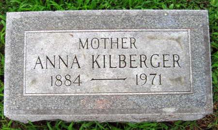 KILBERGER, ANNA - Linn County, Iowa | ANNA KILBERGER