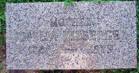 KILBERGER, AMELIA - Linn County, Iowa | AMELIA KILBERGER