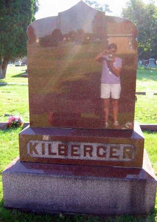 KILBERGER, FAMILY STONE - Linn County, Iowa   FAMILY STONE KILBERGER