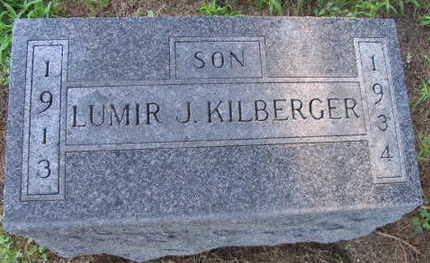 KILBERGER, LUMIR J. - Linn County, Iowa | LUMIR J. KILBERGER