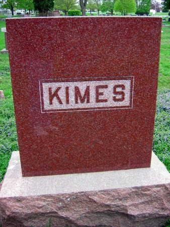 KIMES, FAMILY STONE   (BEATTY KIMES) - Linn County, Iowa | FAMILY STONE   (BEATTY KIMES) KIMES