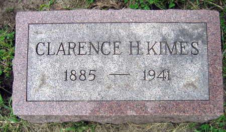 KIMES, CLARENCE H. - Linn County, Iowa | CLARENCE H. KIMES