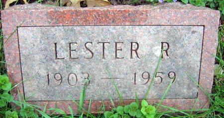 KIMES, LESTER R. - Linn County, Iowa | LESTER R. KIMES