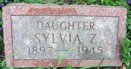 KIMES, SYLVIA Z. - Linn County, Iowa | SYLVIA Z. KIMES