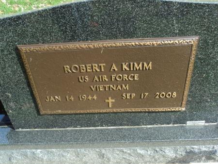 KIMM, ROBERT ARNOLD - Linn County, Iowa   ROBERT ARNOLD KIMM