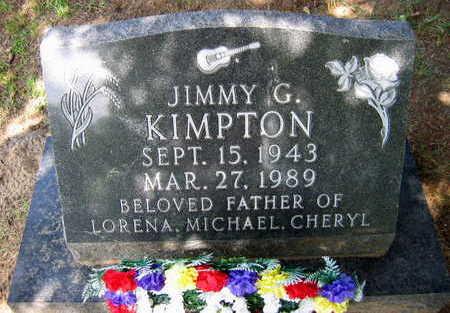 KIMPTON, JIMMY G. - Linn County, Iowa | JIMMY G. KIMPTON