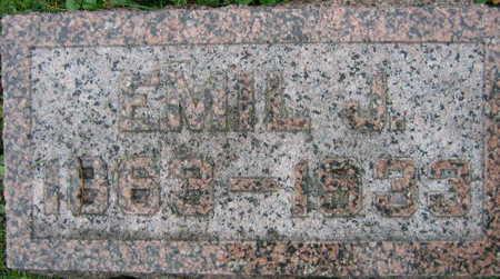 KINCHNER, EMIL J. - Linn County, Iowa | EMIL J. KINCHNER