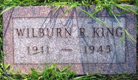 KING, WILBURN R. - Linn County, Iowa | WILBURN R. KING