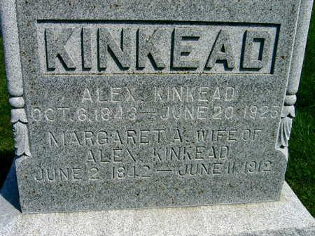KINKEAD, ALEX - Linn County, Iowa   ALEX KINKEAD
