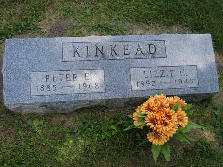 KINKEAD, PETER E. - Linn County, Iowa | PETER E. KINKEAD