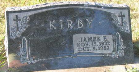 KIRBY, JAMES E. - Linn County, Iowa | JAMES E. KIRBY