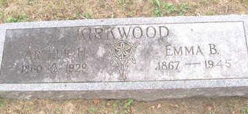 KIRKWOOD, EMMA B. - Linn County, Iowa | EMMA B. KIRKWOOD