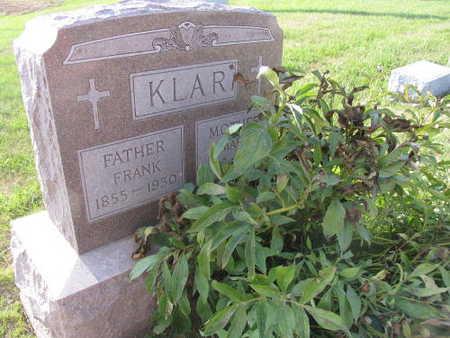 KLAR, MARY - Linn County, Iowa | MARY KLAR