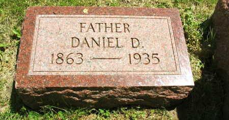 KLEINECK, DANIEL D. - Linn County, Iowa | DANIEL D. KLEINECK