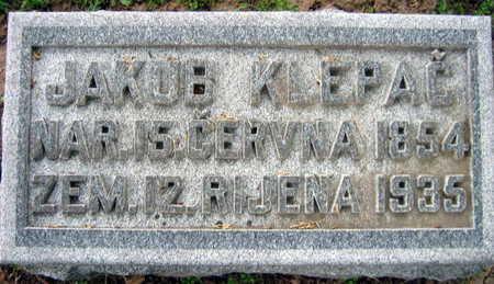 KLEPAC, JAKUB - Linn County, Iowa   JAKUB KLEPAC