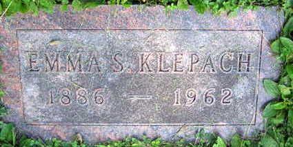 KLEPACH, EMMA S. - Linn County, Iowa | EMMA S. KLEPACH