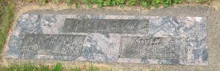 KLINSKY, H. WILLIAM - Linn County, Iowa | H. WILLIAM KLINSKY