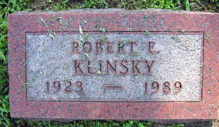 KLINSKY, ROBERT L. - Linn County, Iowa | ROBERT L. KLINSKY