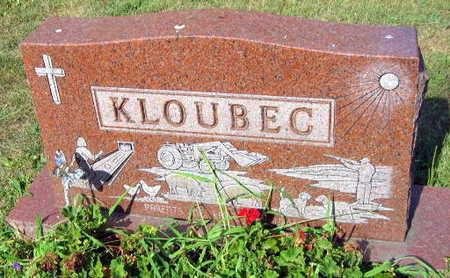 KLOUBEC, FAMILY STONE - Linn County, Iowa | FAMILY STONE KLOUBEC