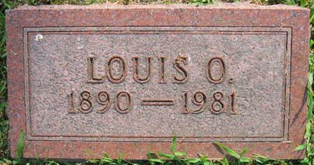 KLOUBEC, LOUIS O. - Linn County, Iowa | LOUIS O. KLOUBEC