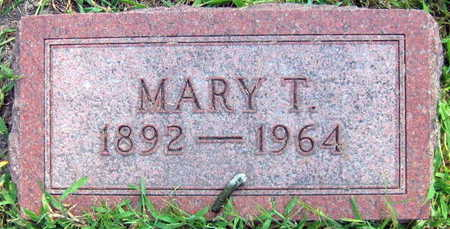 KLOUBEC, MARY T. - Linn County, Iowa | MARY T. KLOUBEC