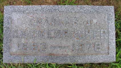 KNICKERBOCKER, CHARLES J. - Linn County, Iowa | CHARLES J. KNICKERBOCKER