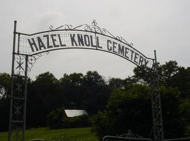 KNOLL, HAZEL - Linn County, Iowa   HAZEL KNOLL
