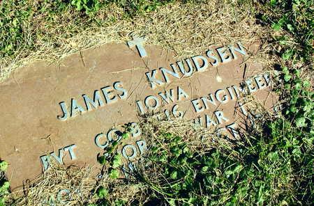 KNUDSEN, JAMES - Linn County, Iowa | JAMES KNUDSEN