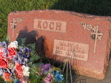 KOCH, M.G. JIM - Linn County, Iowa | M.G. JIM KOCH