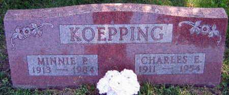KOEPPING, CHARLES E. - Linn County, Iowa | CHARLES E. KOEPPING