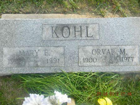 KOHL, ORVAL M. - Linn County, Iowa | ORVAL M. KOHL
