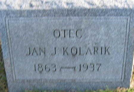 KOLARIK, JAN J - Linn County, Iowa | JAN J KOLARIK
