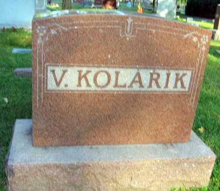 KOLARIK, FAMILY STONE   (V. KOLARIK) - Linn County, Iowa | FAMILY STONE   (V. KOLARIK) KOLARIK