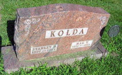 KOLDA, MAE V. - Linn County, Iowa | MAE V. KOLDA