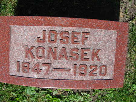 KONASEK, JOSEPH - Linn County, Iowa | JOSEPH KONASEK