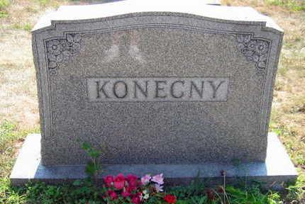 KONECNY, FAMILY STONE - Linn County, Iowa | FAMILY STONE KONECNY