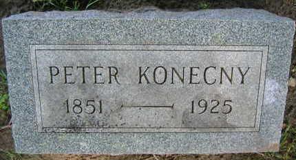KONECNY, PETER - Linn County, Iowa | PETER KONECNY