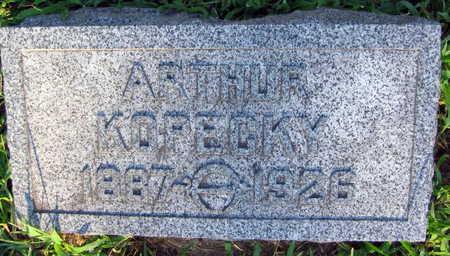 KOPECKY, ARTHUR - Linn County, Iowa | ARTHUR KOPECKY