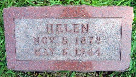 KOPECKY, HELEN - Linn County, Iowa   HELEN KOPECKY