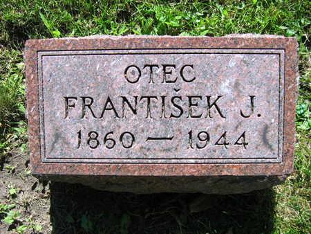 KOSS, FRANTISEK J. - Linn County, Iowa   FRANTISEK J. KOSS
